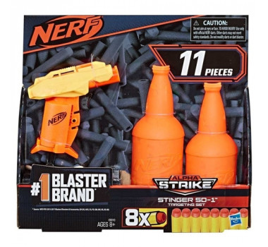 Nerf Alpha Strike Stinger