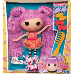 Boneca Lalaloopsy Loopy Hair Peanut Big Top