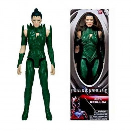 Boneco Action Figure Rita Repulsa Power Rangers 30 Cm