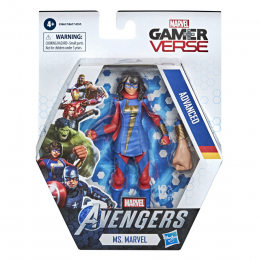 Avengers Gamer Verse - Ms. Marvel