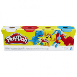 Play-Doh 4 potes