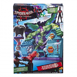 Spider-Man - Into The Spider-Verse -Playset Super Colisor