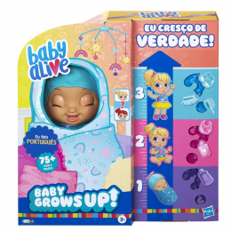 Boneca Baby Alive - Baby Grows Up