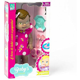 Baby Collection Papinha Negra