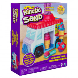 Kinetic Sand Massareia Carro de Sorvete