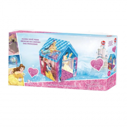 Barraca Infantil - Disney Princesa - Casinha das Princesas