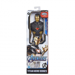 Marvel Titan Hero - Iron Man Black Suit