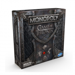Jogo Monopoly - Game of Thrones