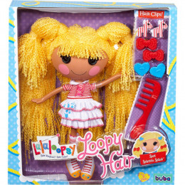 Lalaloopsy Loopy Hair - Spot Spaltter Splash