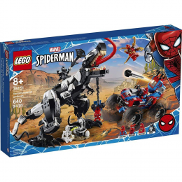 Lego Marvel Spider-Man 76151 - Emboscada do Venomosaurus
