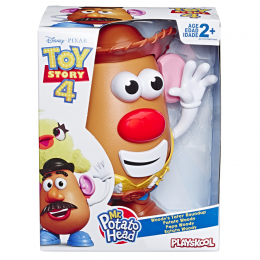 Boneco Mr. Potato Head - Toy Story 4 - Batata Woody