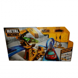 Pista Metal Machines - Construction Destruction