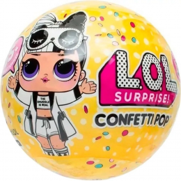 Boneca Lol Surprise - Confetti Pop