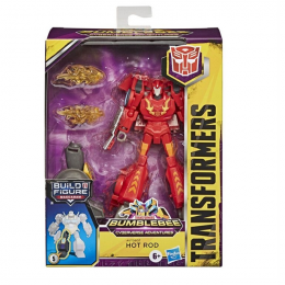 Transformers Cyberverse Adventures - Hot Rod