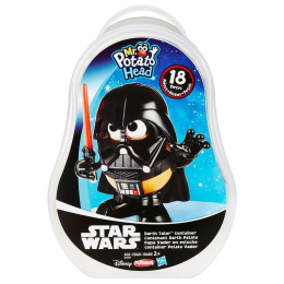 Mr. Potato Head - Dath Vader Container