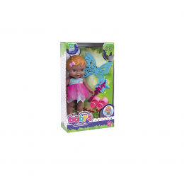 Boneca Babys Collection - Fada Negra