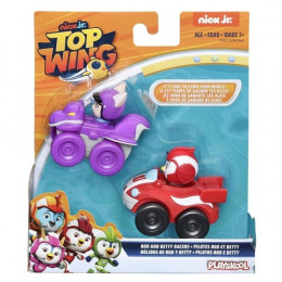 Top Wing Pilotos Rod E Betty
