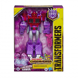 Transformers Cyberverse Adventures - Shockwave